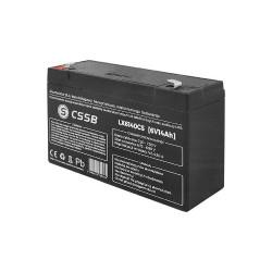 Akumulator żelowy LX6140 6V...