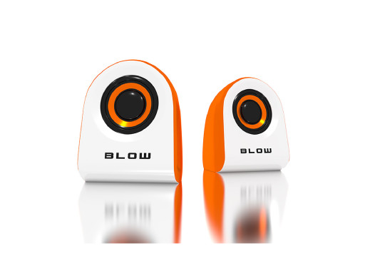 Głośniki komputerowe 2.0 Blow MS-25