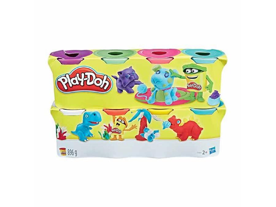 Ciastolina zestaw 8 tub Play-Doh C3899