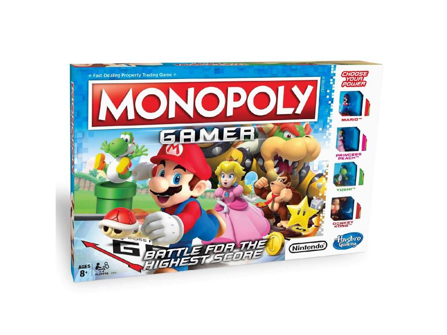 Gra planszowa Monopoly Gamer C1815 PL