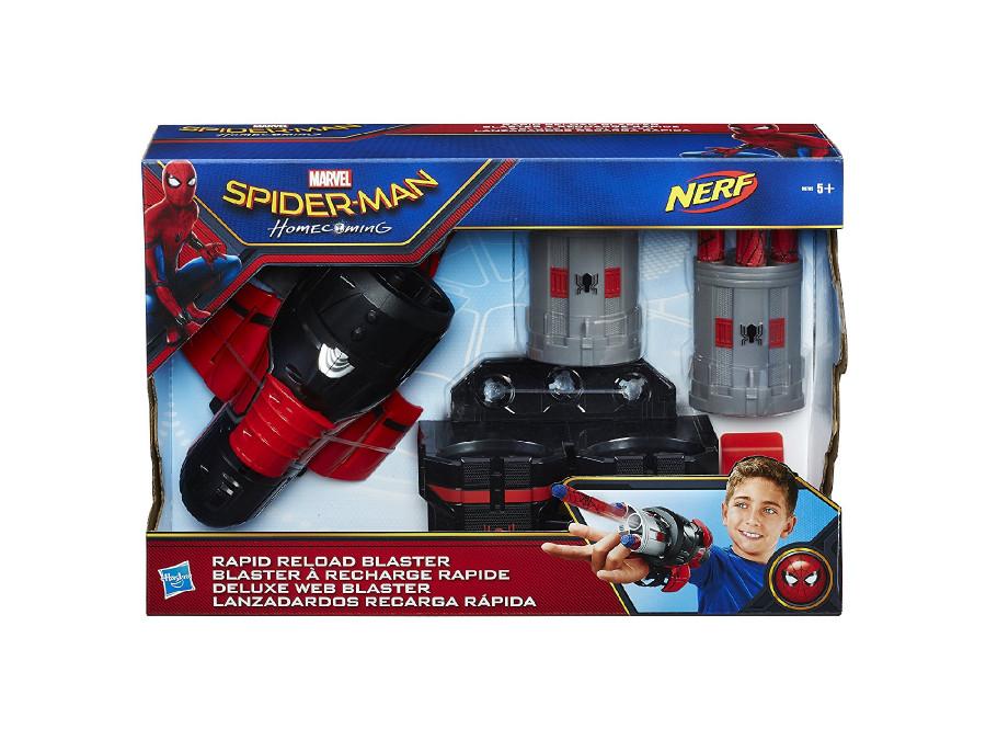 Wyrzutnia Sieci Spider-Man B9702