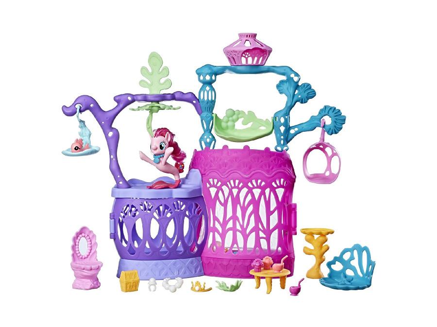 Podwodny zamek Pinkie Pie My Little Pony C1058