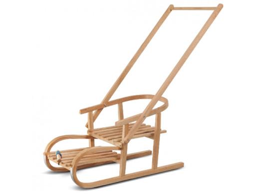 Sanki fotelikowe z uchwytem...