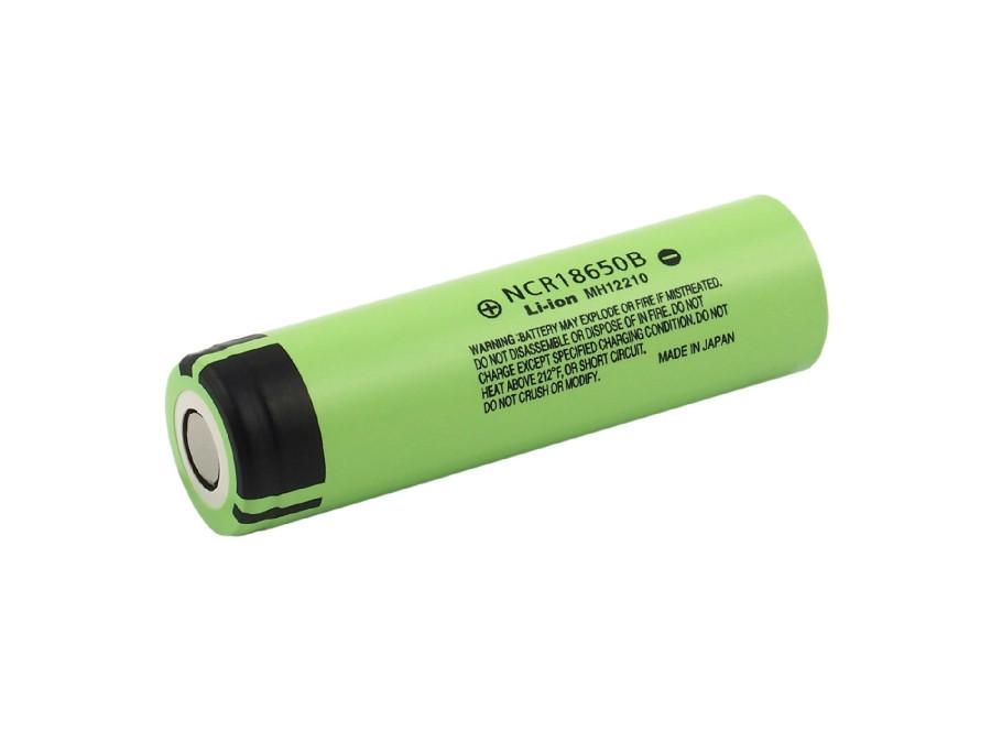 Akumulator 18650 Panasonic NCR-18650B 3400mAh
