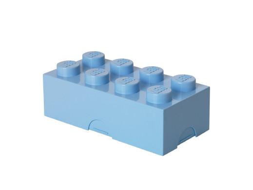 LEGO Pojemnik śniadaniowy ROOM COPENHAGEN jasnoniebieski