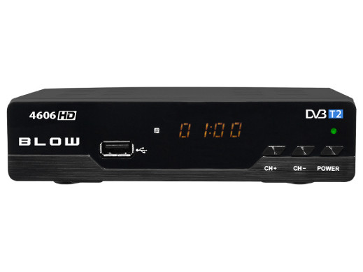 Tuner DVB-T 4606HD Blow