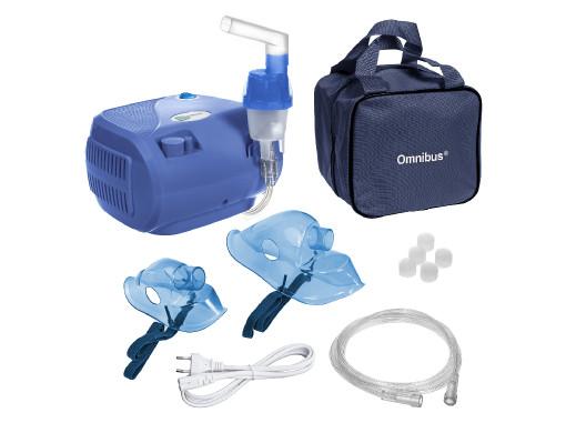 Inhalator BR-CN116B Omnibus niebieski