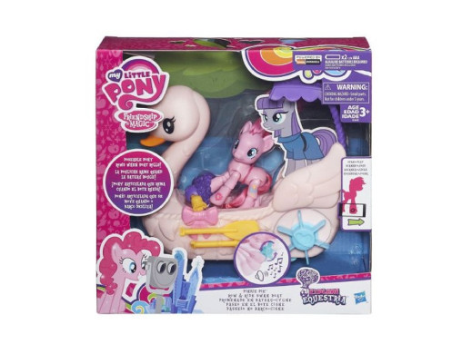 Łabędzia Łódka Pinkie Pie My Little Pony B3600