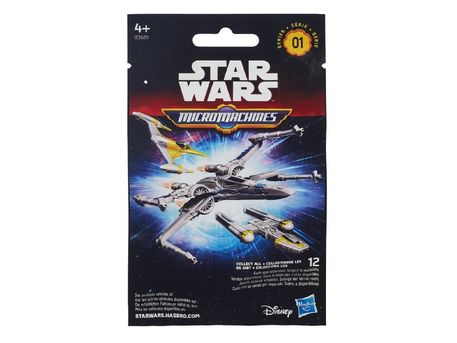 Saszetka Star Wars Micromachines B4928 mix