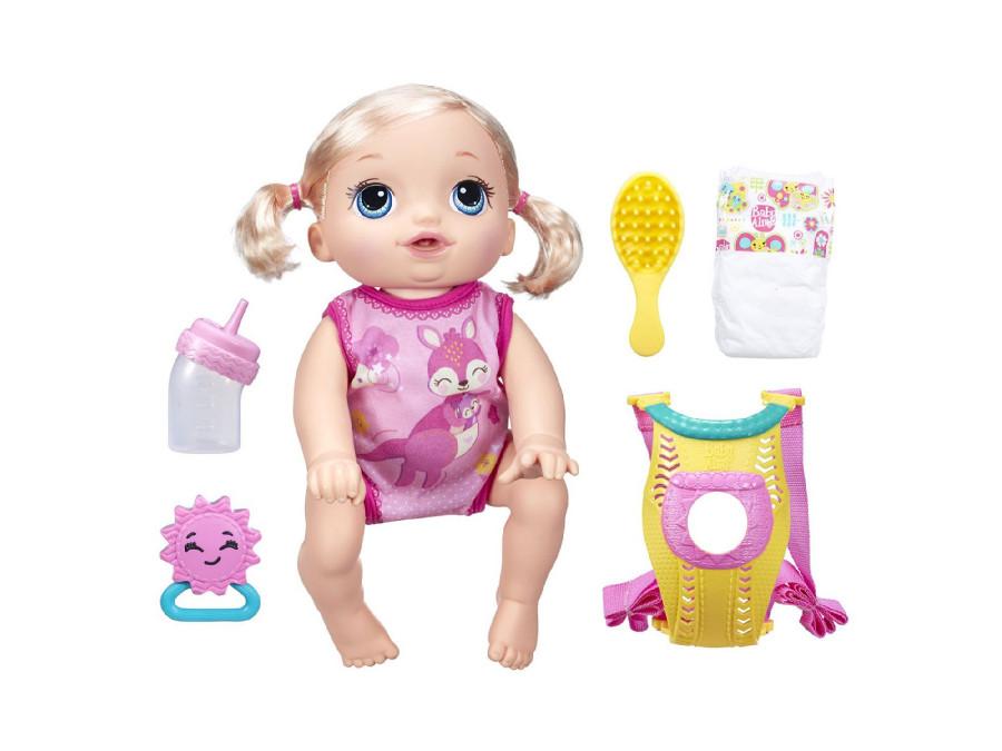 Raczkujący Maluszek Baby Alive B6048 Hasbro PL