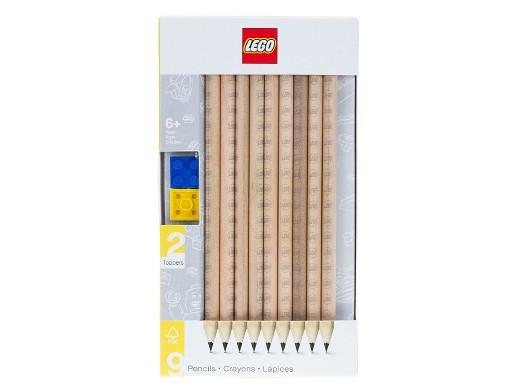Zestaw 9 ołówków z 2...