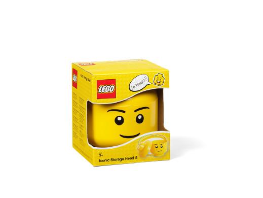 Pojemnik mała głowa Lego -...