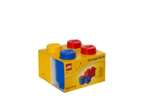 Zestaw 3 pojemników Lego...