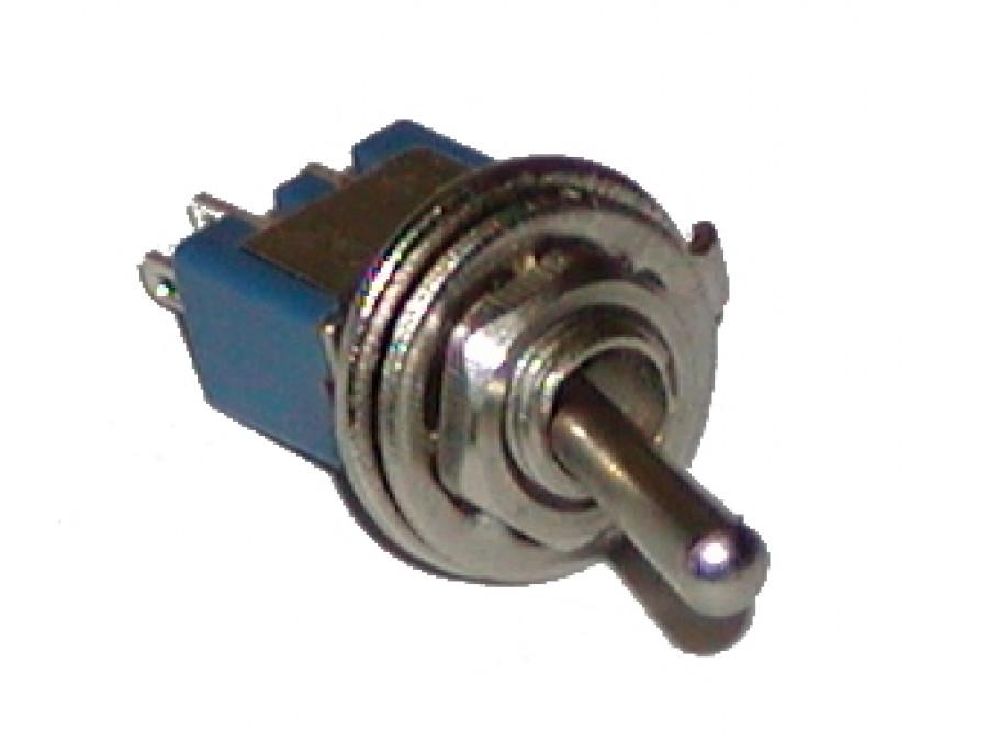 Przełącznik hebelkowy 2 poz SMTS-102 3PIN MINI