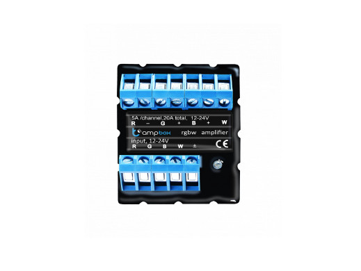 4-kanałowy wzmacniacz LED BleBox AmpBox