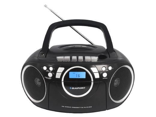 Przenośny radioodtwarzacz...