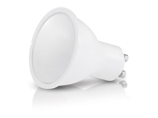Żarówka LED GU10 7,5W 230V ciepły biały 556lm LED2B