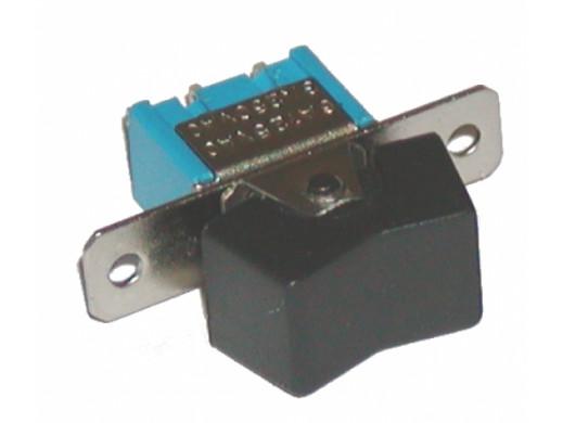 Przełącznik klawiszowy MTST-102 3 pozycje 3 pin