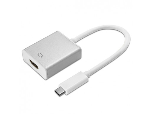 Adapter USB-C - HDMI 1080p...