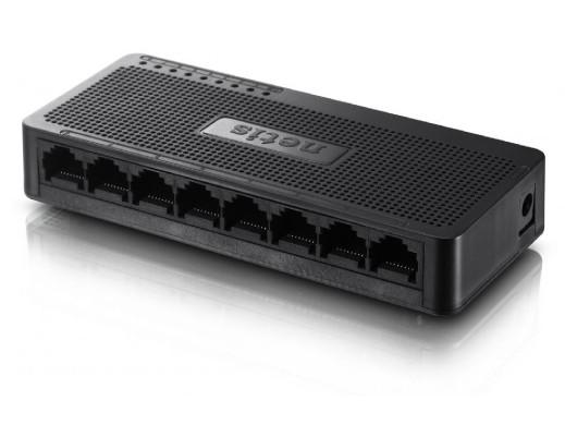 Switch 8-portowy ST3108S...