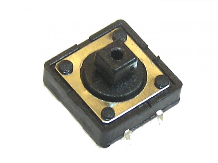 Mikroswitch poziomy kwadratowy 12*12mm H-11mm 4PIN