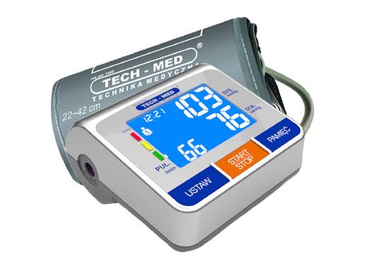 Ciśnieniomierz TMA-500PRO Tech-Med + zasilacz