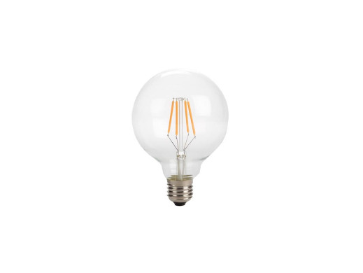 DEKORACYJNA RETRO ŻARÓWKA LED - G95 - 4 W - E27