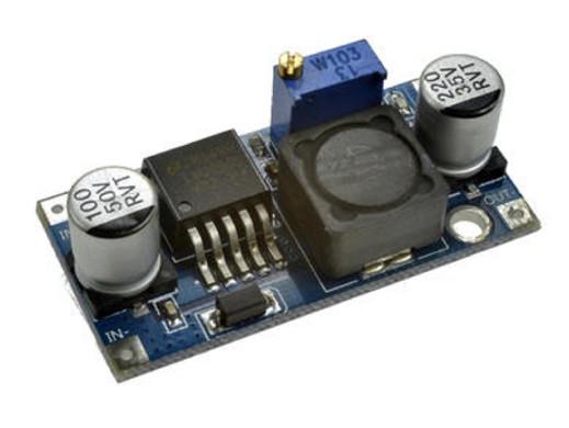 Przetwornica step-down LM2596MDL2 3,2-40V, 1,25-37V 2A Arduino