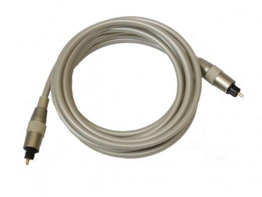 Przewód optyczny 2,5m DIGITAL Voice Kraft