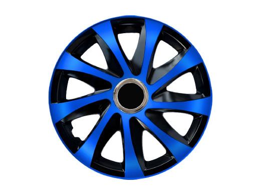 """Kołpak 15"""" DRIFT Extra blue/black 4szt"""