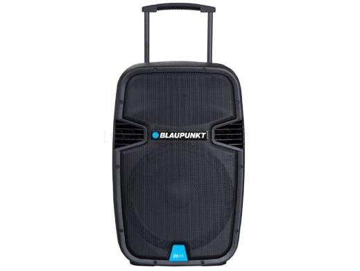 Profesjonalny system audio z Bluetooth i funkcją karaoke Blaupunkt PA15