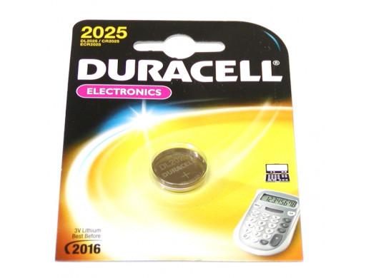 Bateria CR-2025 3V DURACELL