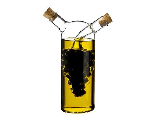 Dozownik Duo do oliwy i octu 290+60ML Galicja