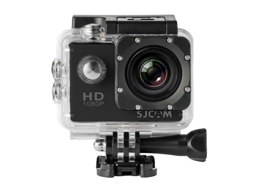 Kamera sportowa SJ4000 SJCAM czarna