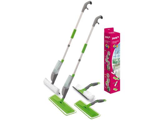 Zestaw 4w1 York Spray & Collect Mop