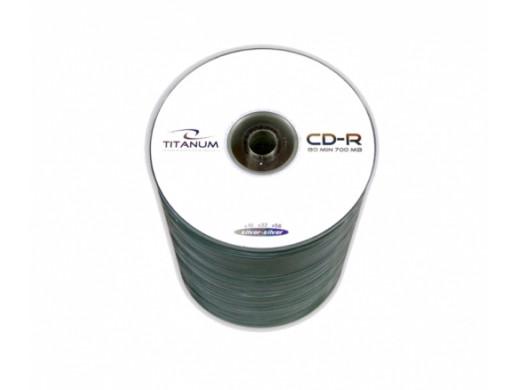 CD-R TITANUM 700MB/80min BEZ OPAKOWANIA