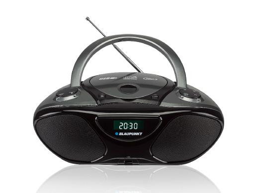 Radio Boombox BB14BK CD MP3...