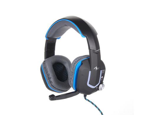 Słuchawki gamingowe z mikr. Metal Blaster 7.1 Art