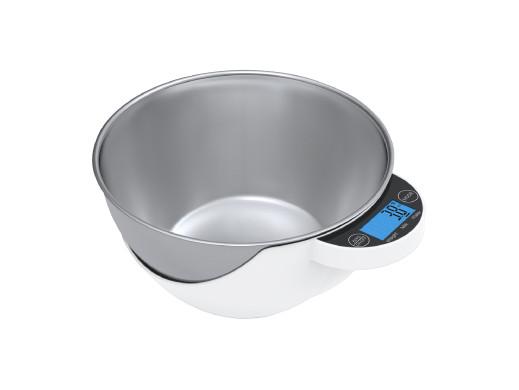 Waga kuchenna z miską 1,8L...