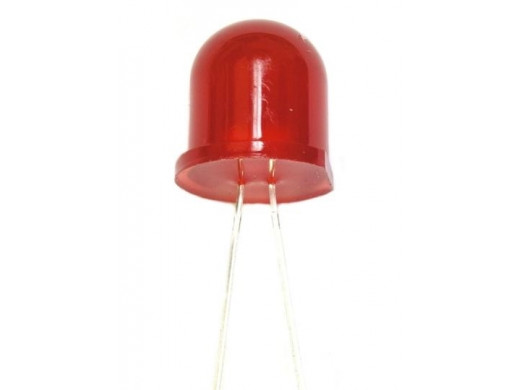 Dioda LED 12mm czerwona
