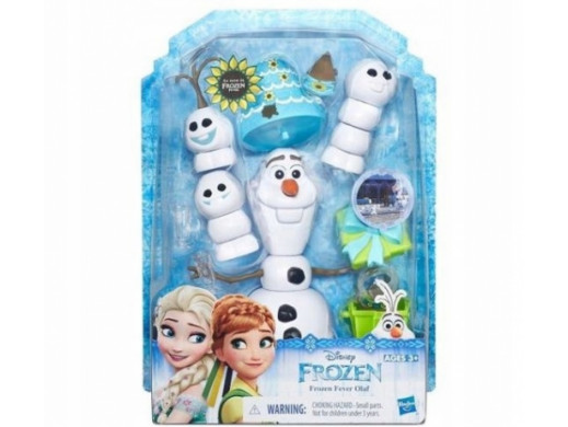 Disney Frozen Gorączka Lodu...