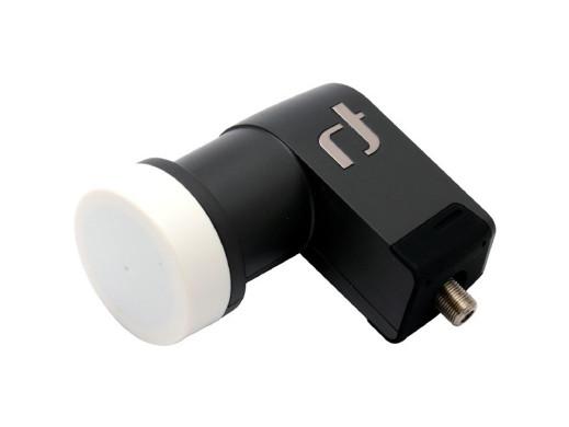 Konwerter satelitarny SINGLE Black Premium Inveto