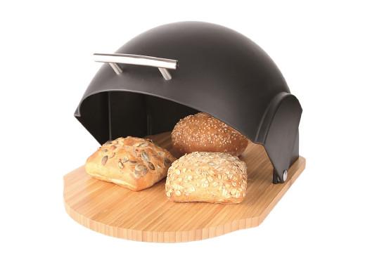 Chlebak drewniany z...