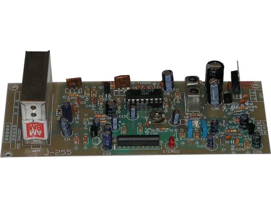 J-255 Stereofoniczny tuner UKF