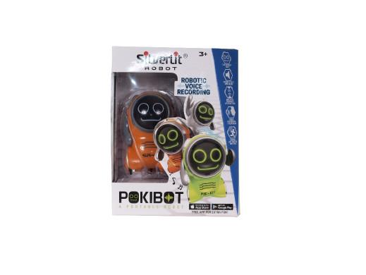 Robot interaktywny Silverlit Pokibot mix