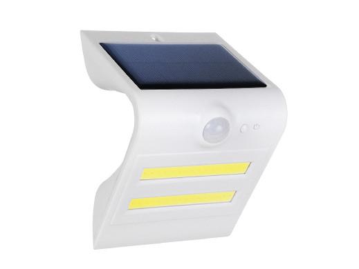 Lampa solarna ścienna COB...
