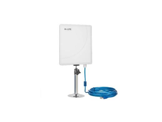 Aktywna antena WiFi USB...