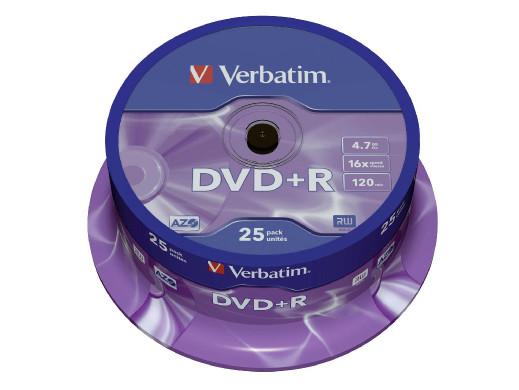 VD1625+ VERBATIM DVD+R...
