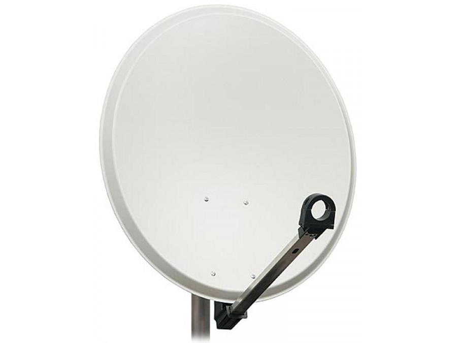 Antena satelitarna 90cm stalowa LH bez mocowania do ściany