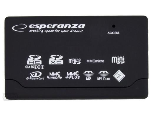 Czytnik kart All in EA119 Esperanza